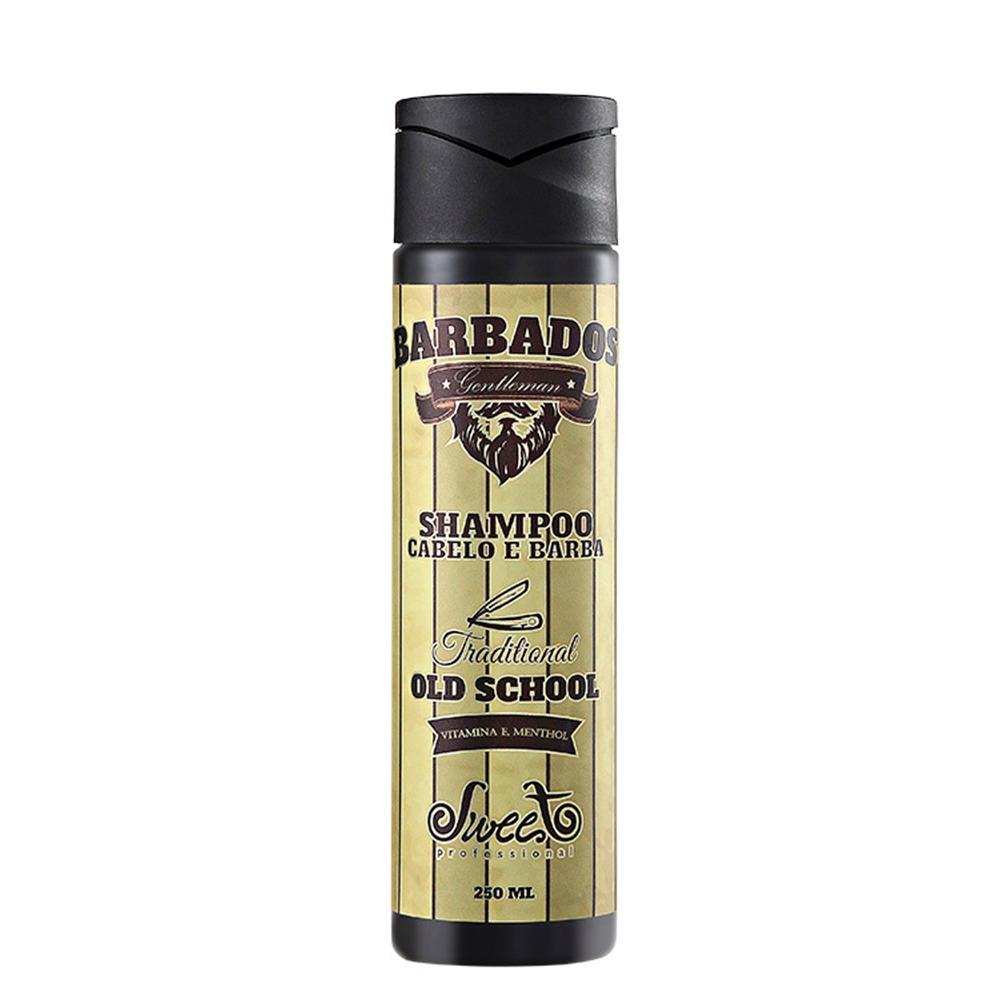 Shampoo Masculino Barbados Sweet Professional Costa Rica