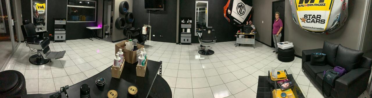Barberia Los Pits