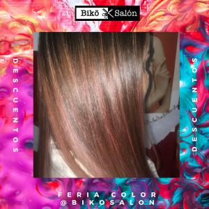 Vive el Color con Redken en Biko Salon