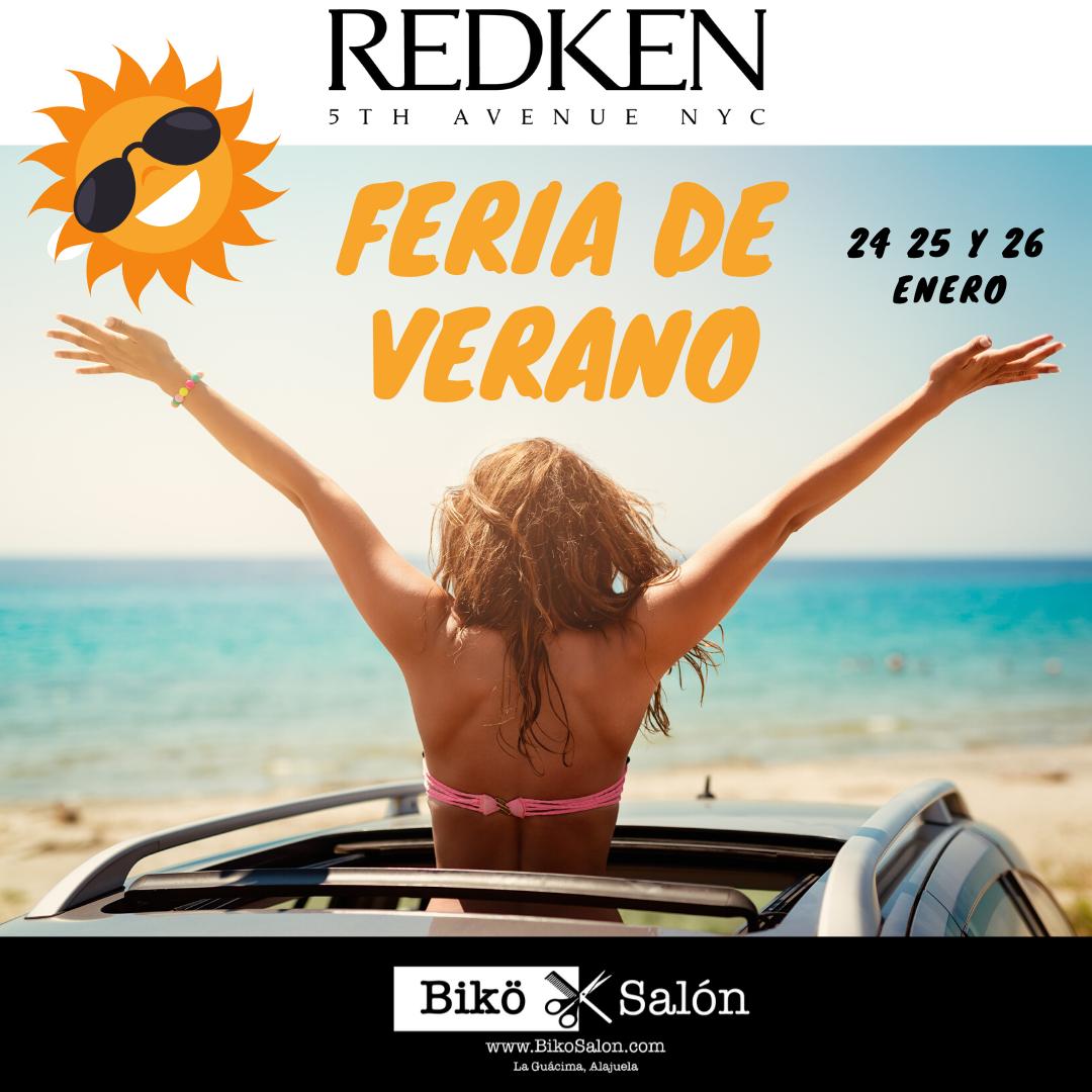 Feria de Verano Redken Biko Salon Costa Rica