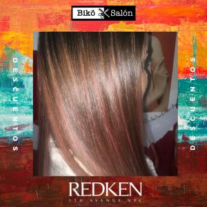 Biko Salon Alajuela Redken Mechas
