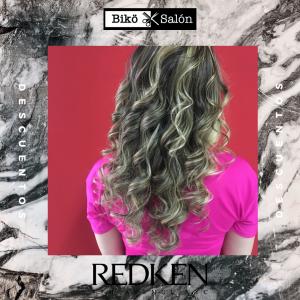 Biko Salon Costa Rica Redken Mechas