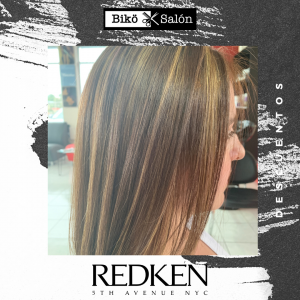 Biko Salon Redken Alajuela Baby Lights