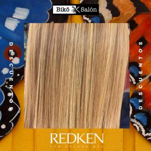 Biko Salon Redken Costa Rica Tinte Rubio