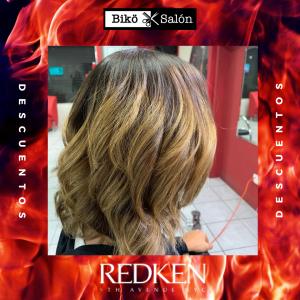 Biko Salon Redken Guacima Balayage